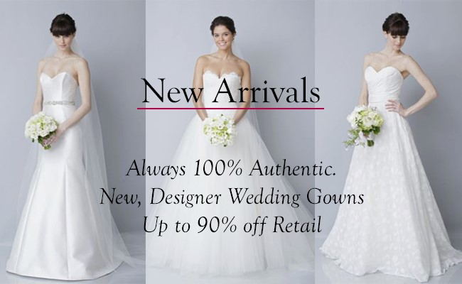 Theia Discounted Designer Wedding Dresses