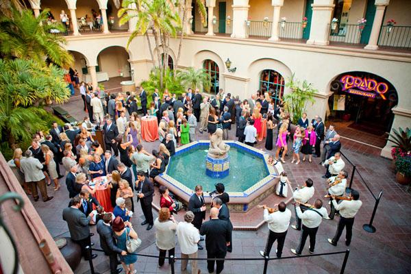 prado balboa park wedding venue