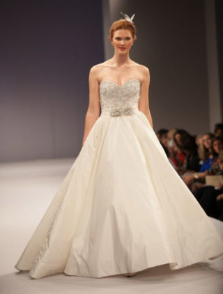 Anne Barge Antoinette Wedding Dress