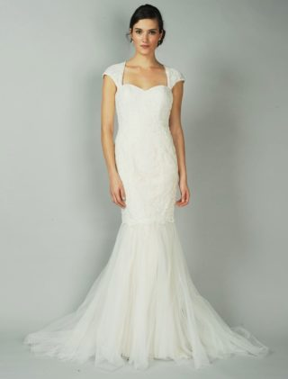Anne Barge Cameo Wedding Dress