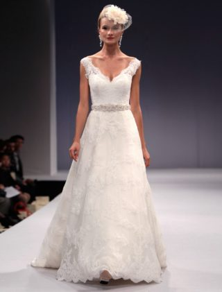 Anne Barge Delphine Wedding Dress