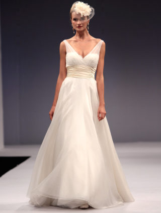 Anne Barge Emanuelle Wedding Dress