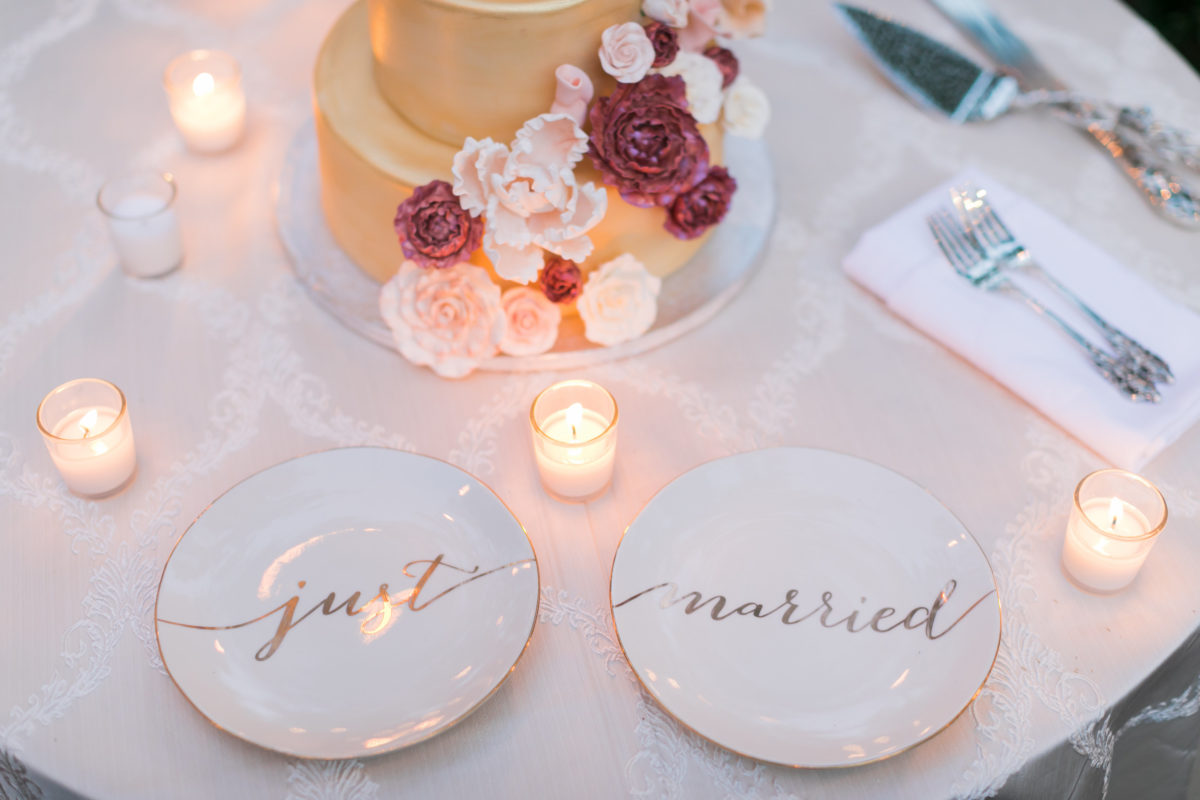 Romantic Arizona Wedding