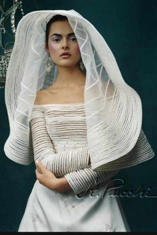 St. Pucchi 9214 Wedding Dress