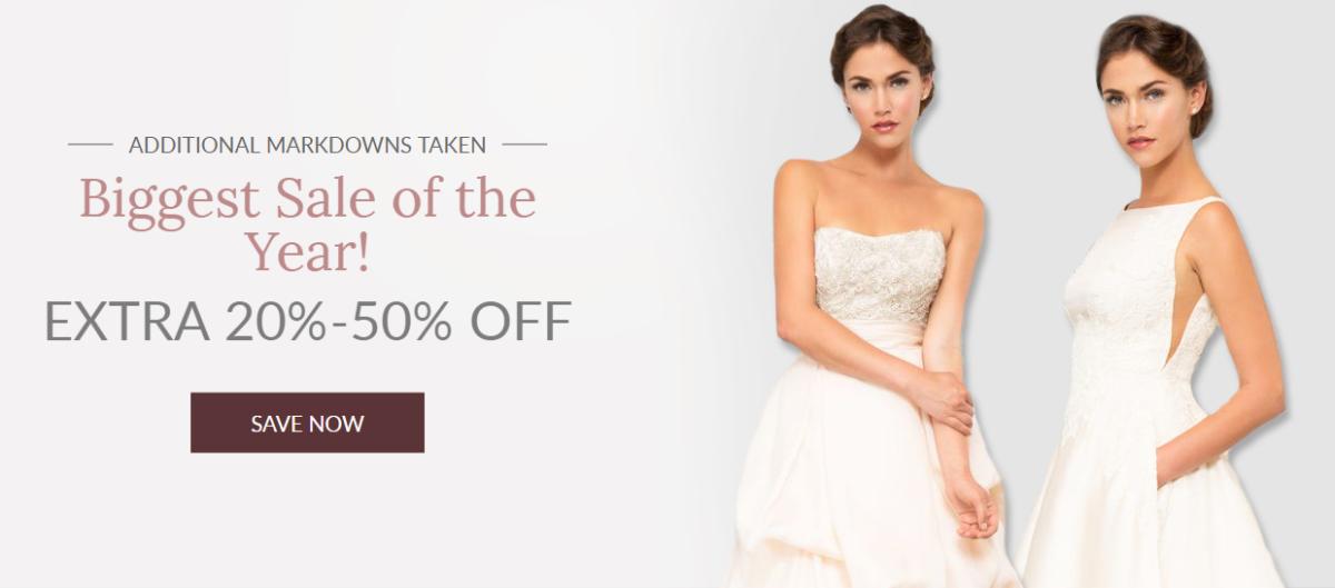 Your Dream Dress Wedding Dress Sale