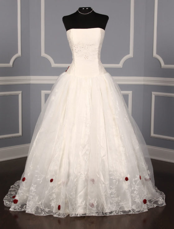 St. Pucchi Fleur Wedding Dress