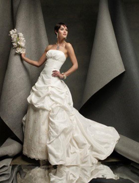 St. Pucchi Hannah Z306 Wedding Dress