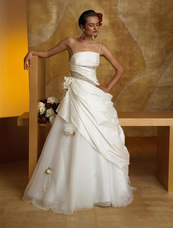 St. Pucchi Simone Z184 Wedding Dress