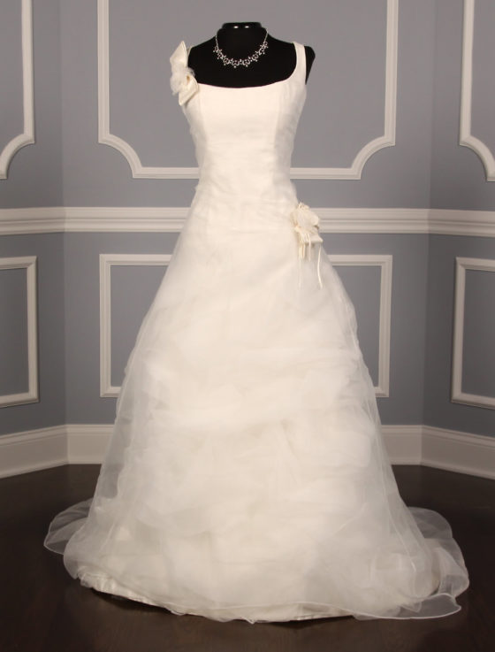 St. Pucchi Z153 Wedding Dress