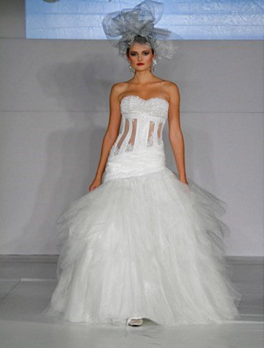 St. Pucchi Arianna Z317 Wedding Dress