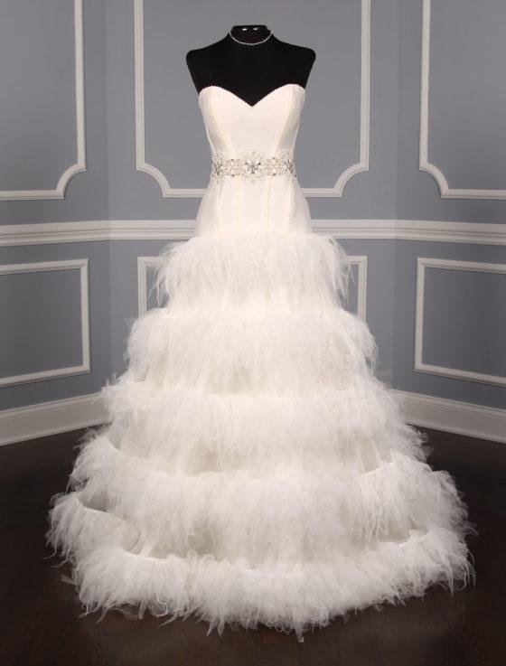 St. Pucchi Gabriella Z329 Wedding Dress