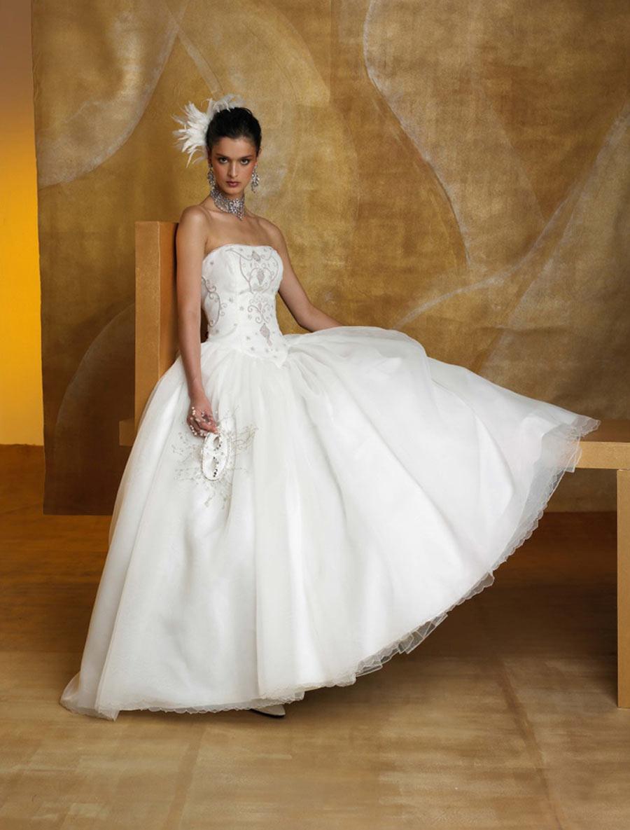 St. Pucchi Maya Z189 Wedding Dress