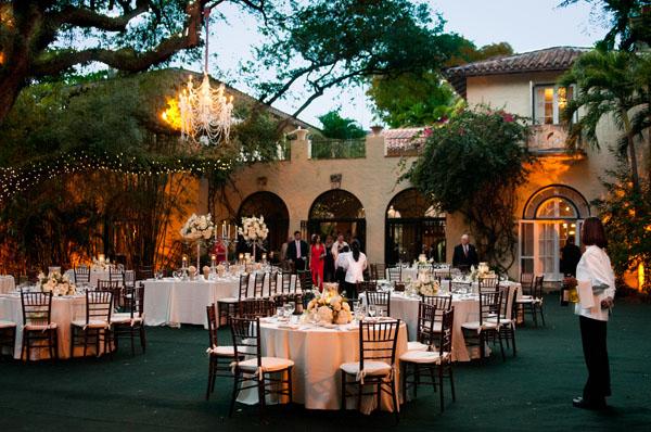 miami wedding venue villa woodbine