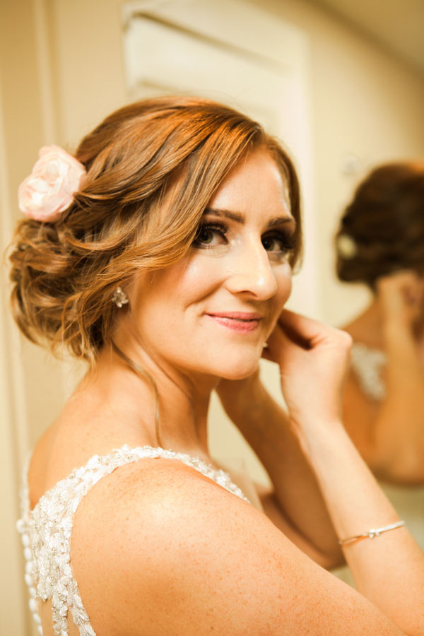 real wedding hairstyles